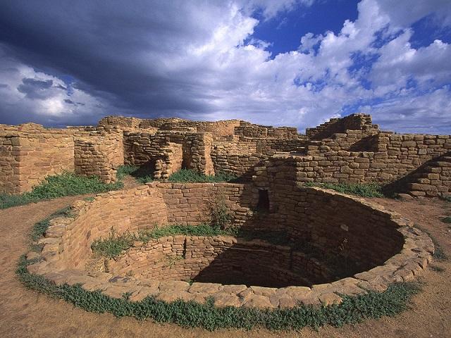 Le peuple Anasazi - Etats-Unis - Amérique du Nord Pueblo10