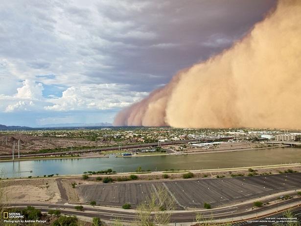 Tempêtes de poussière Sand-s10