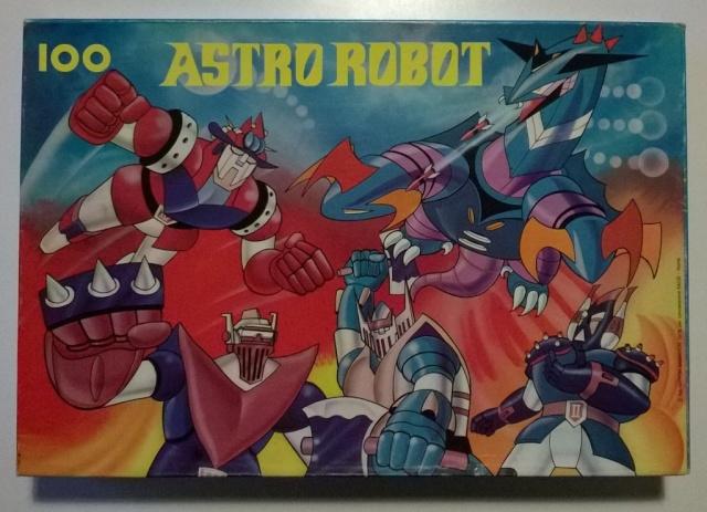 Astrorobot puzzle 100 pezzi Astror10