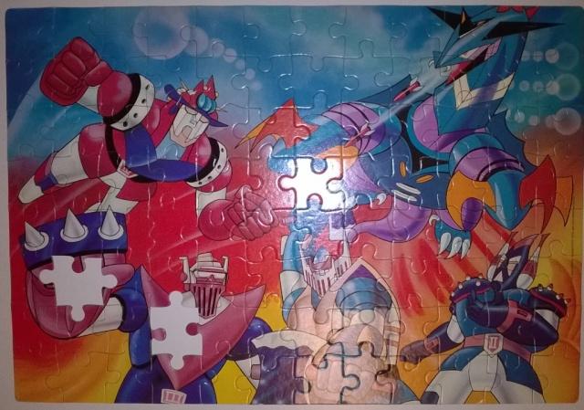 Astrorobot puzzle 100 pezzi Astror11