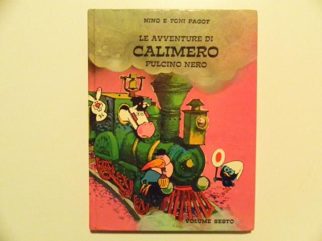 LOTTO 10 LIBRI (anni `70/80`) TRATTI DA ANIMAZIONI (prezzo spedito) Calime10