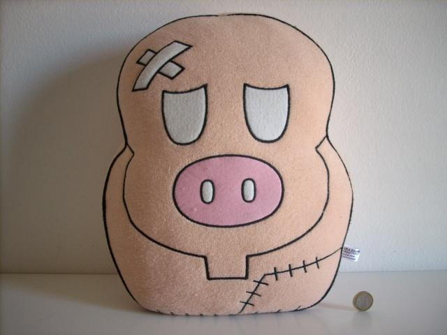 Osamu Tezuka - cuscino mascotte Cuscin10