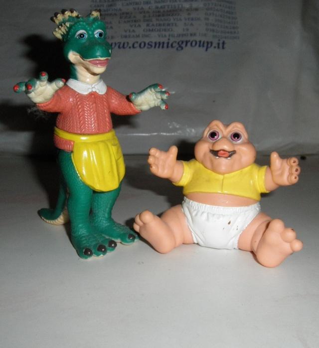 'I Dinosauri' Disney - Fran Sinclair e Baby Sinclair Dinosa10