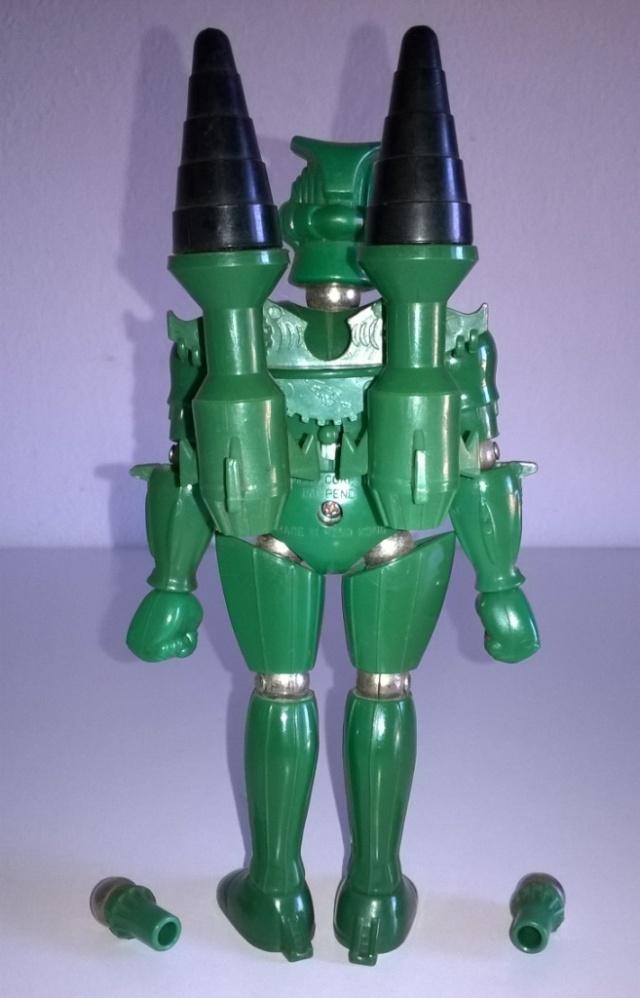 micronauti - GREEN BARON COMPLETO - Micronauti Green_11