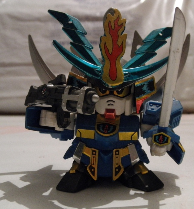 SD Gundam Model Kit Gundam10