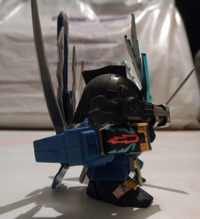 SD Gundam Model Kit Gundam11