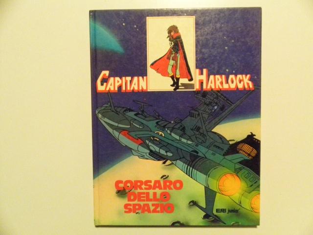LOTTO 10 LIBRI (anni `70/80`) TRATTI DA ANIMAZIONI (prezzo spedito) Harloc11
