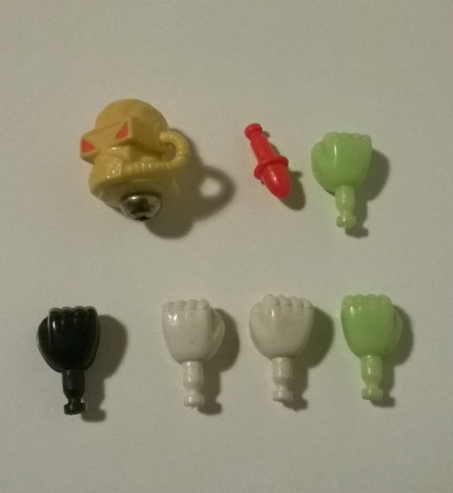 Micronauti mini lotto accessori Micron10