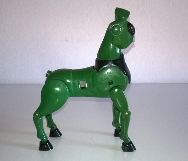 Pegasus - cavallo Micronauti Pegasu10