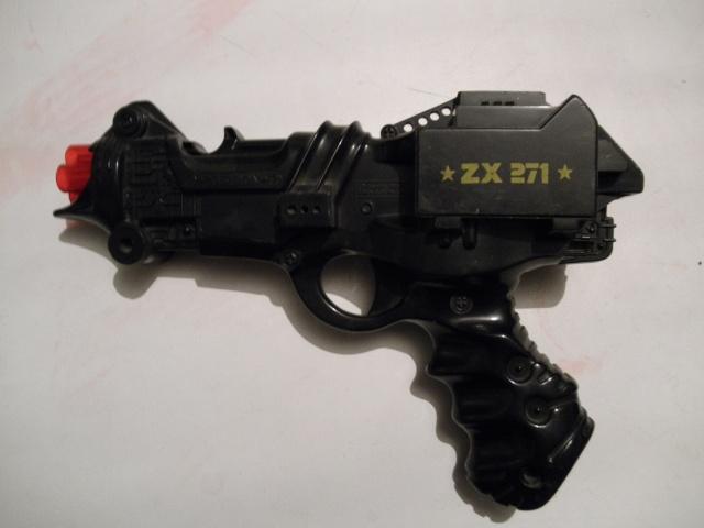 giocattolo - Pistola giocattolo ZX-271 Pistol10