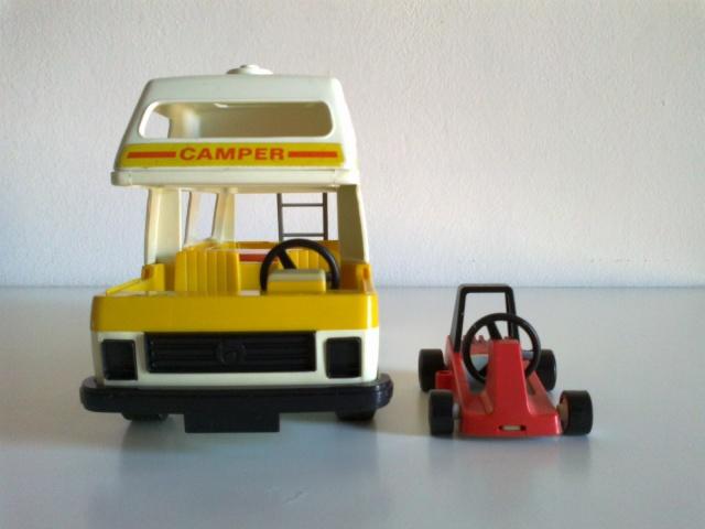 Playmobil - lotto con Camper Playmo11