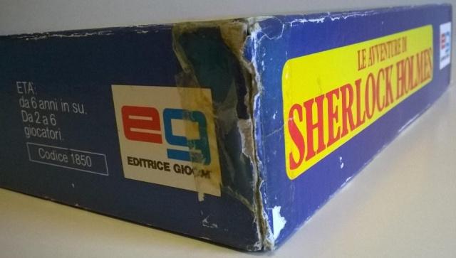 Le avventure di Sherlock Holmes - gioco da tavolo Sherlo14