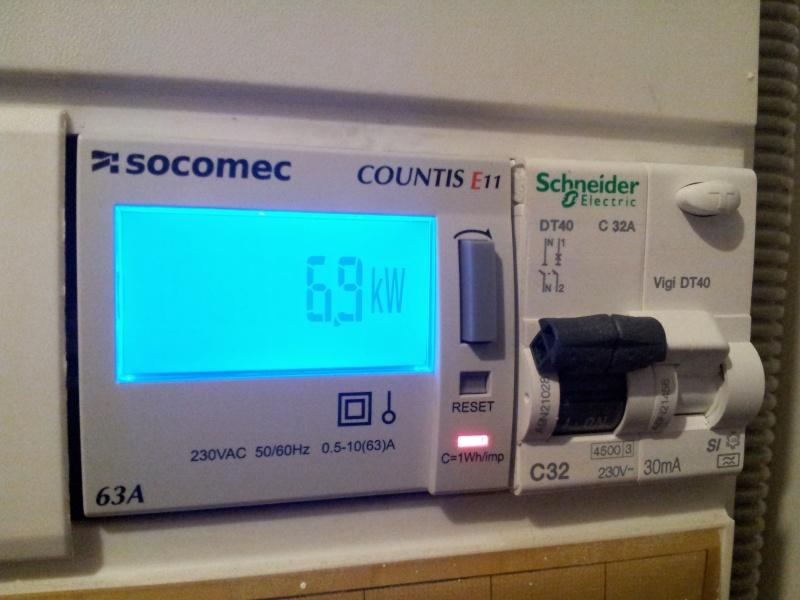 Comment utiliser la sortie impulsion d'un compteur d'énergie ? 20130410