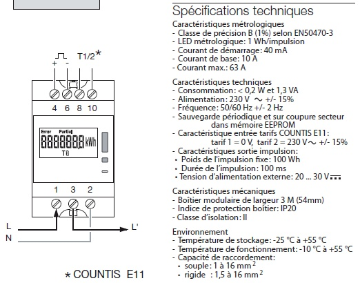 Comment utiliser la sortie impulsion d'un compteur d'énergie ? Screen13