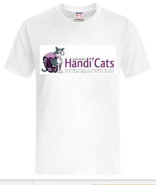 tee shirts Handi cats T_shir10