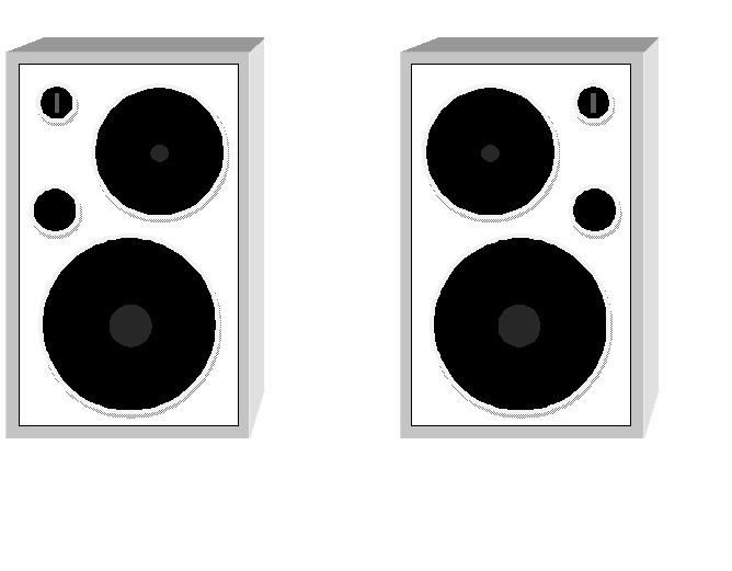 Projet JBL EN-5: 3 voies, 38 + 2 pouces + tweeter. En511