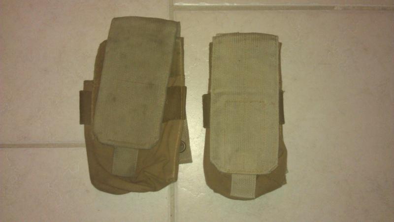 [VENTE] Poches M4 + 2 poches doubles pantac RG tirage rapide, chargeurs 50 bbs Glock, malette de transport PA, divers gear Imag0410