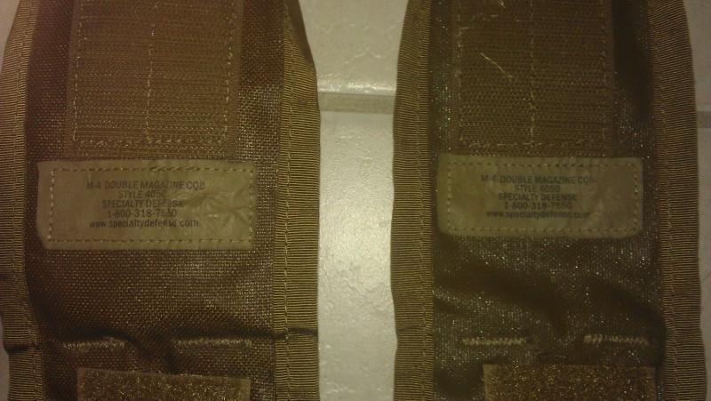 [VENTE] Poches M4 + 2 poches doubles pantac RG tirage rapide, chargeurs 50 bbs Glock, malette de transport PA, divers gear Imag0413