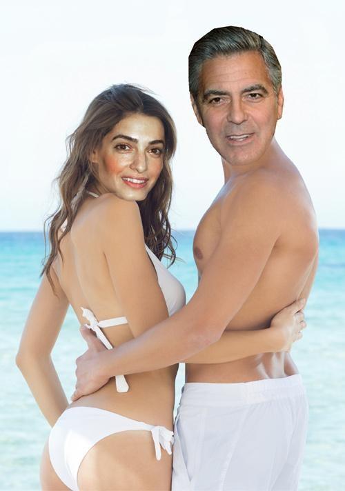 George and Amal's Perfect Honeymoon G-amal11
