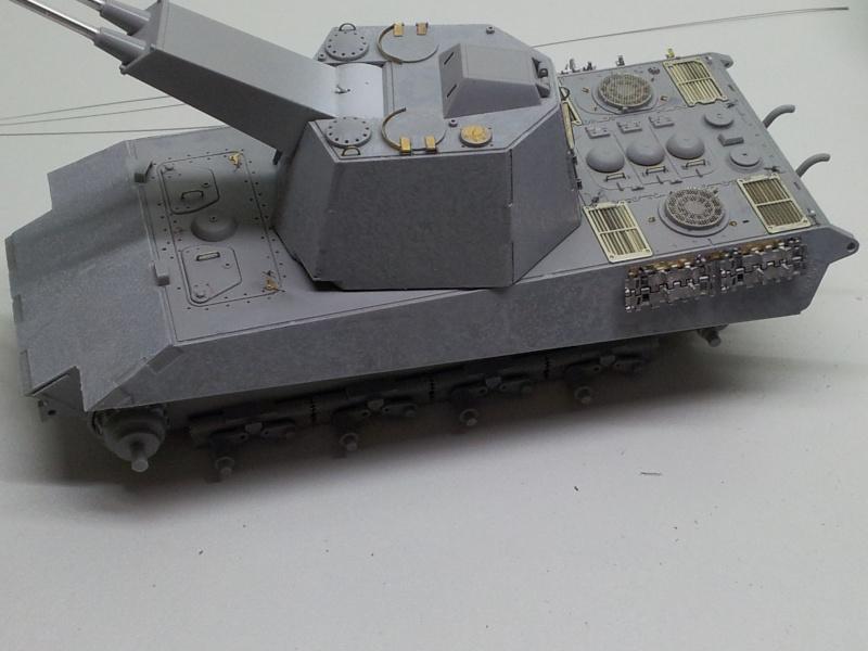 German E-75 Flakpanzer (Terminé) - Page 3 20131112