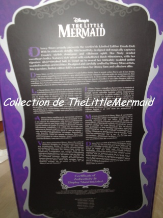 [Collection] Dans l'océan de TheLittleMermaid (NOUVEAUTE EN PROVENANCE DE NEW YORK!!) Dsc05315