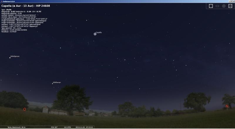 2013: le 23/11 à 7h 15 - Lumière étrange dans le ciel  - Béhen hameau de¨Boëncourt - Somme (dép.80) - Page 2 Lebehe10