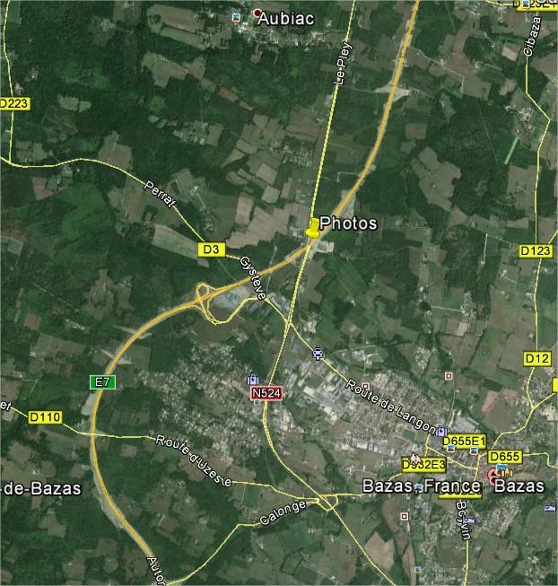 1980: le 02/01 à 18h30 - Lumière étrange dans le ciel  - Bazas - Gironde (dép.33) - Page 2 Photo10