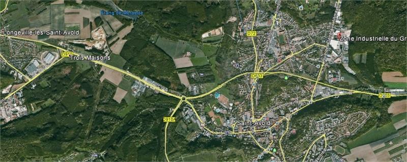 2014: le 24/02 à 06h00 - Lumière étrange dans le ciel  - Saint-Avold - Moselle (dép.57) Prtscr14