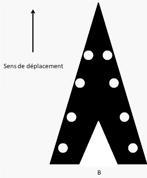 2013: le 29/07 à 22h30  +ou- - Ovni triangulaire volant - la sentinelle - Non précisé - Page 2 Triang12