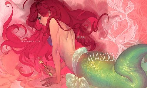 Mermaid Wasoo [Kit] Wasoo_10