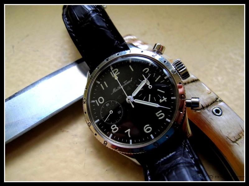flieger - montres de pilote type 20 ... et .. autre militaire .. Img_7810