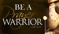 PRAYER WARRIOR BRIGADE