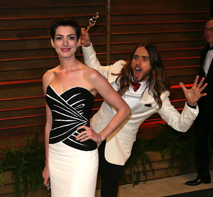 Jared Leto- @Ceremonie des Oscars 2014 - Page 2 17825411