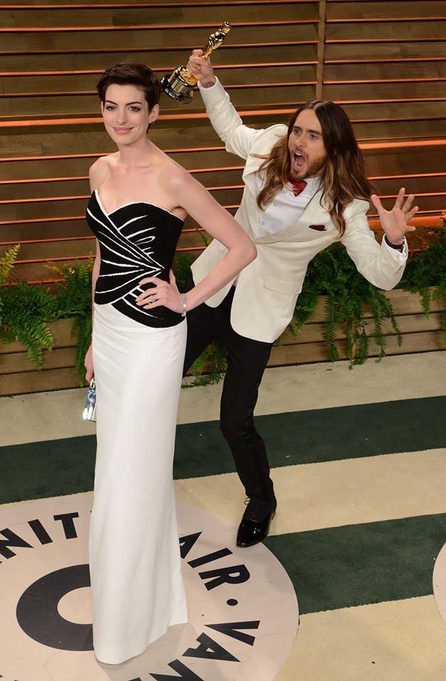 Jared Leto- @Ceremonie des Oscars 2014 - Page 2 92349211