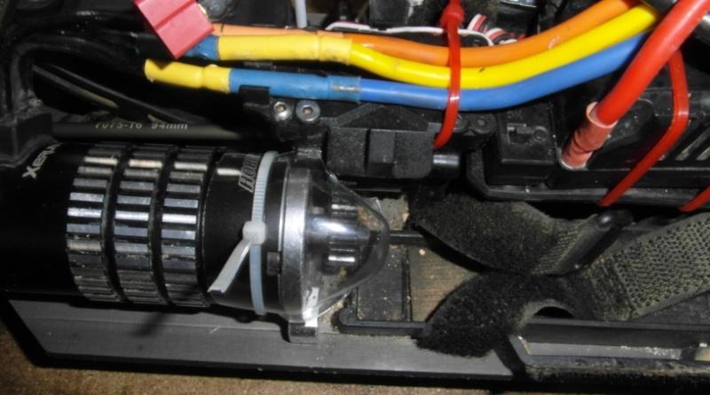 mon 1er buggy hong nor nexx8 Protec12