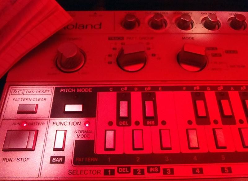 KRISTOF.T Techno LiveStream #002 Samedi 2 Novembre à partir de 15h Pb020018
