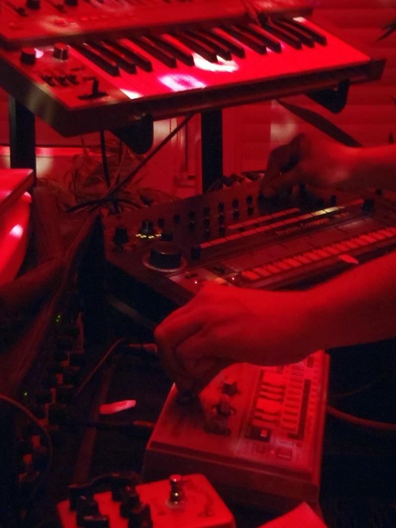 KRISTOF.T Techno LiveStream #002 Samedi 2 Novembre à partir de 15h Pb020019