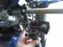 CR tuto fabriquer une poignée de gaz à tirage rapide fz6 20131212