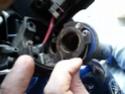 CR tuto fabriquer une poignée de gaz à tirage rapide fz6 20131213