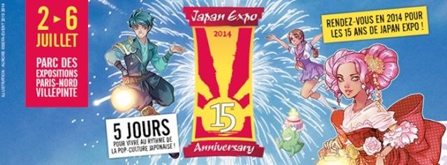 Japan Expo 2014 le 15ème impacte !!! 95887410