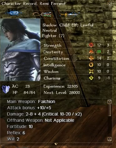 Oct. 5, 2013: Special Weapons Update Falchi10