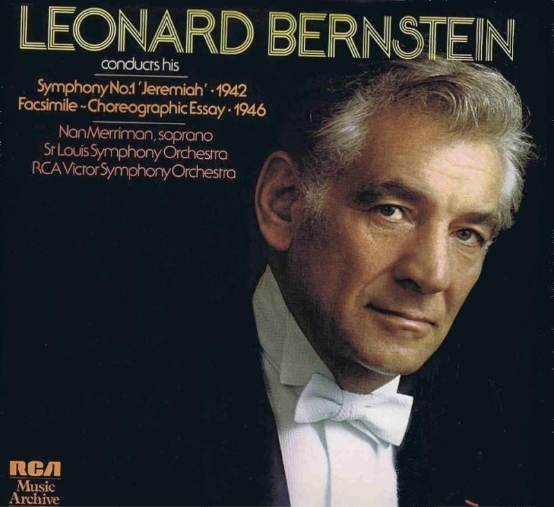 Bernstein compositeur (Trouble in Tahiti...) - Page 3 Bernst12