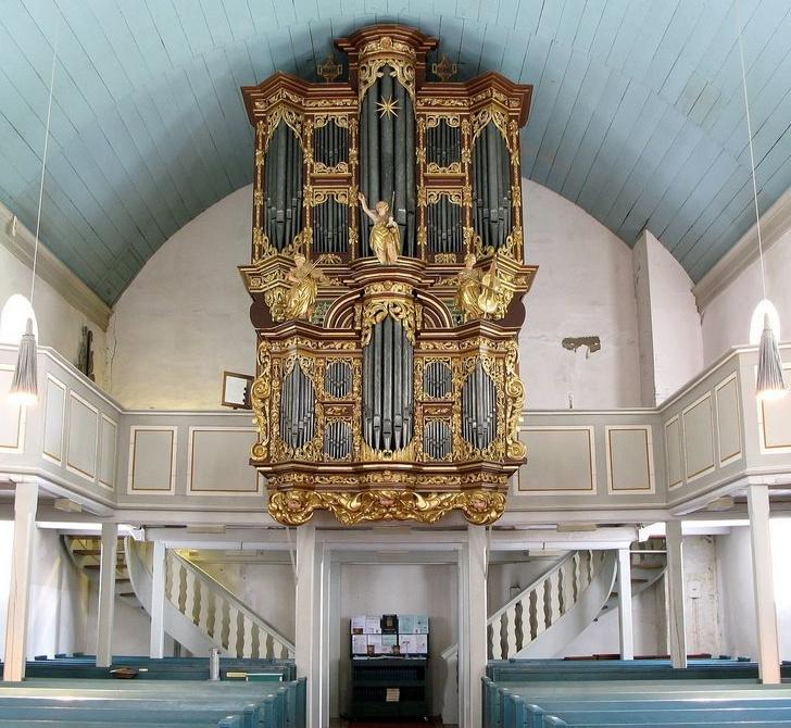 L'orgue baroque en Allemagne du Nord Cappel11
