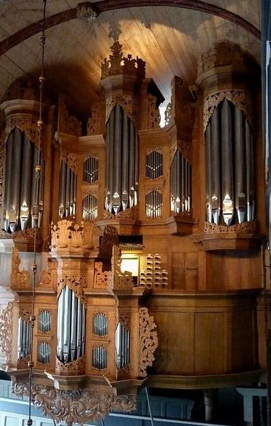 L'orgue baroque en Allemagne du Nord Dornum13