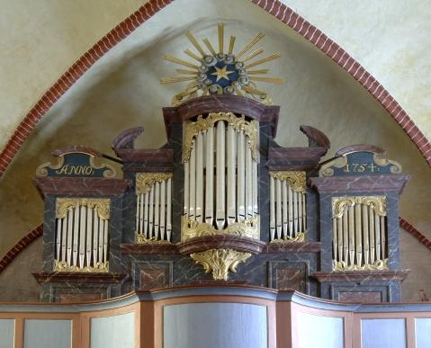 L'orgue baroque en Allemagne du Nord Dreves11