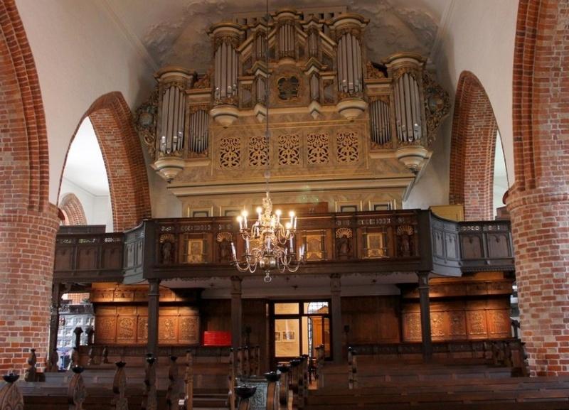 L'orgue baroque en Allemagne du Nord Eckern10
