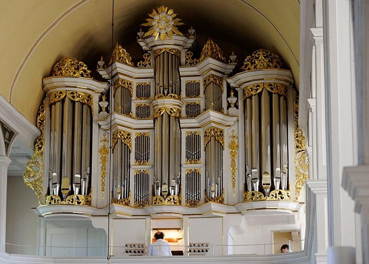 L'orgue baroque en Allemagne du Nord Gartow10
