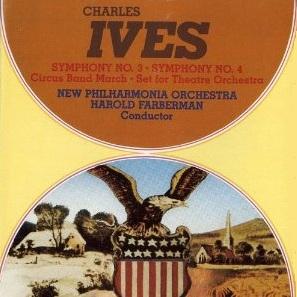 Charles Ives (1874-1954) : Symphonies et musique orchestrale Ives_313
