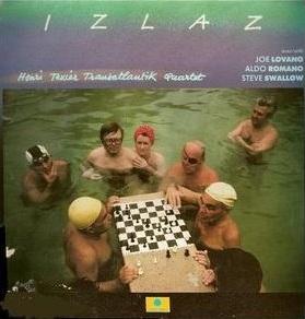 [Jazz] Dix-huit albums pour l'île déserte Izlaz10
