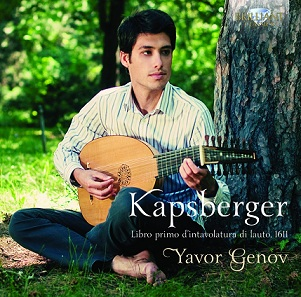 Kapsberger : suites pour luth, chitarrone, airs...  Kapsbe12